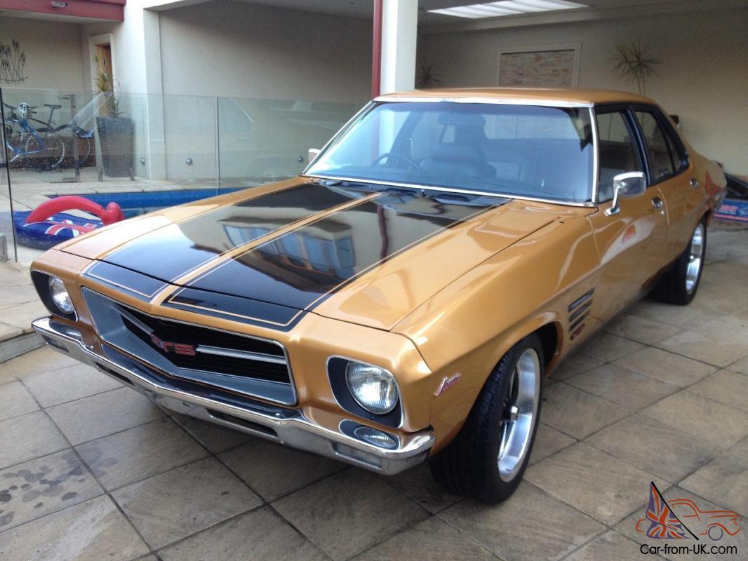 Hq Gts Holden 1974 Monaro Tribute Clone Not Torana Hz Ht