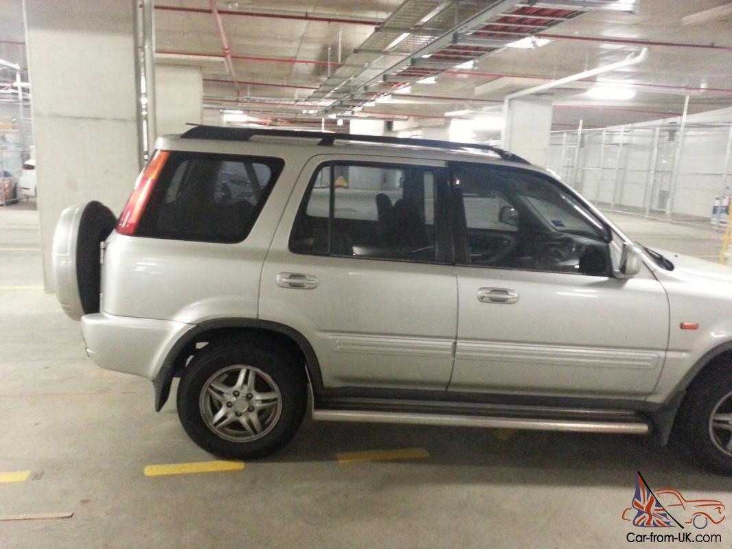 Honda Crv 4x4 Se 1999 4d Wagon Automatic 2 4l Multi Point F Inj 5 Seats