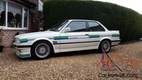 E30 Bmw Alpina C 2 2 7 One Owner From New Full Bmw History