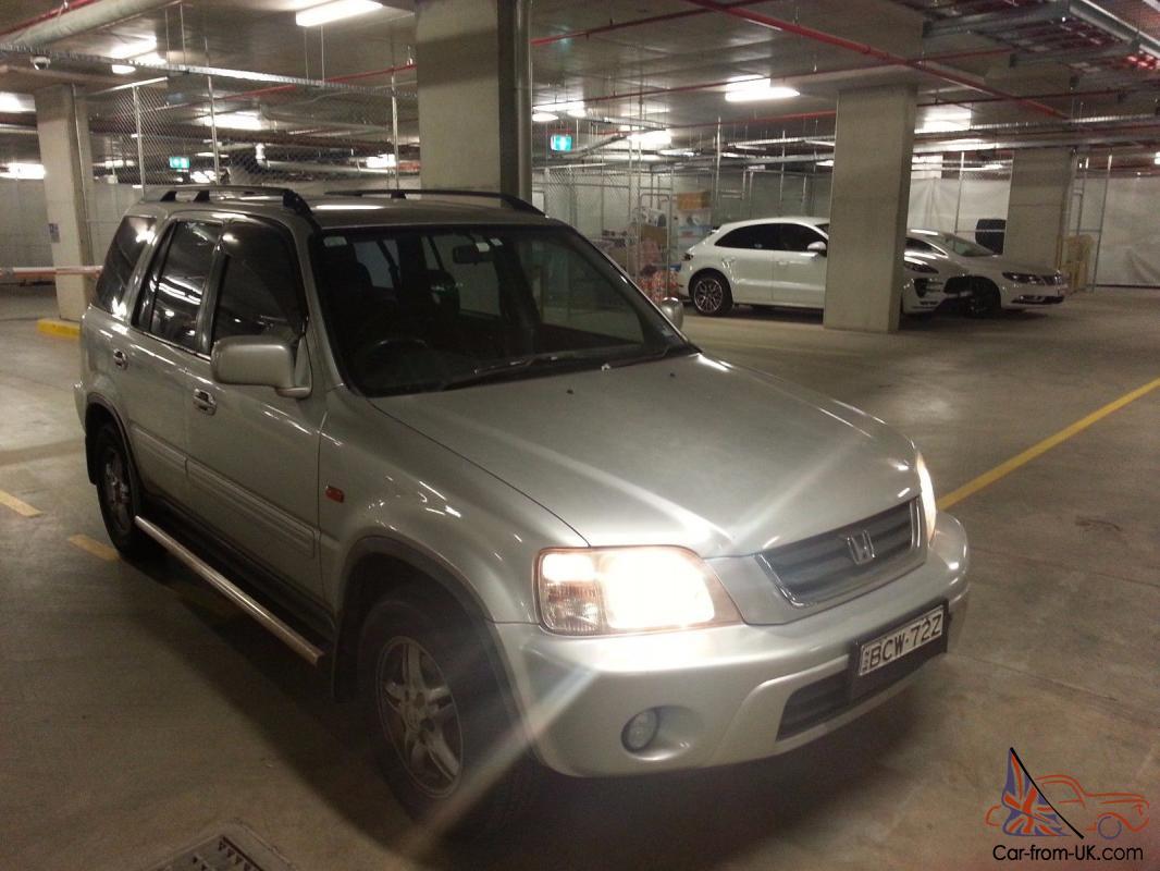 Honda Crv 4x4 Se 1999 4d Wagon Automatic 2 4l 5 Seats In Nsw
