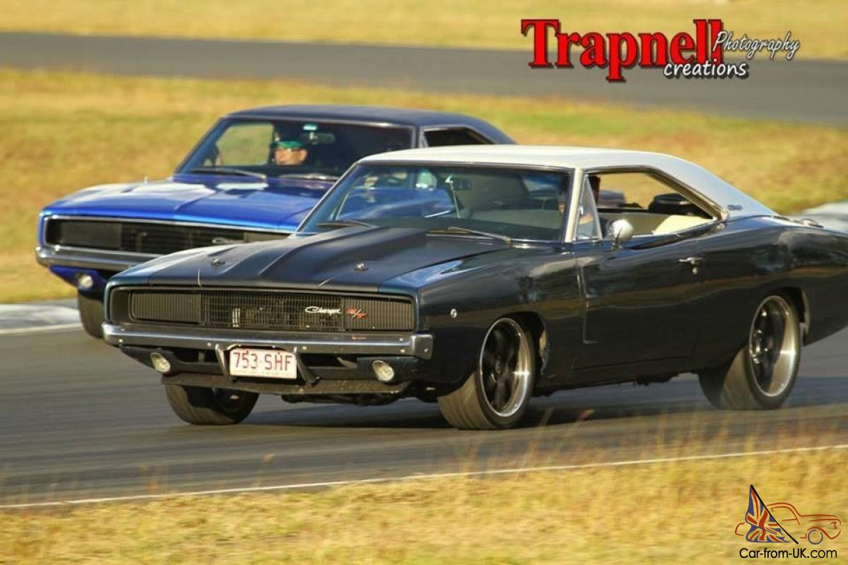 1968 Dodge Charger Pro Touring In Qld Drag Car