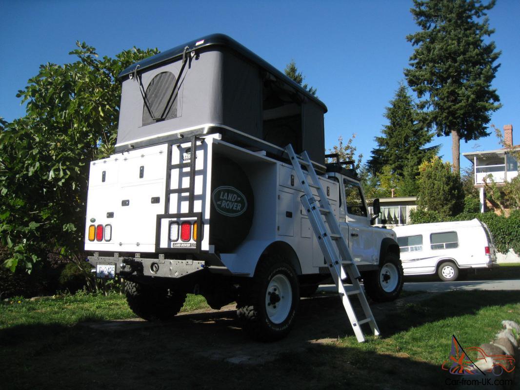 Land Rover : Defender Expedition/Camper