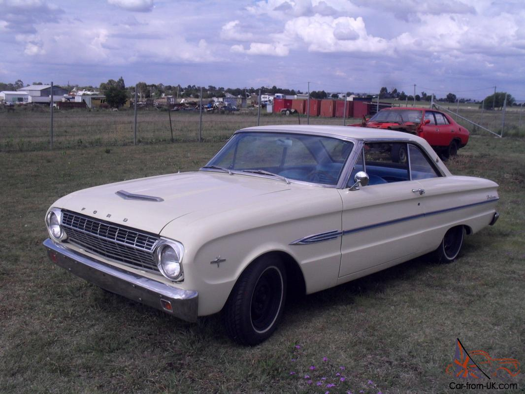 1963 Ford Falcon Futura Coupe V8 MAY Suit XL XM XP XR XT Mustang Buyer in  QLD