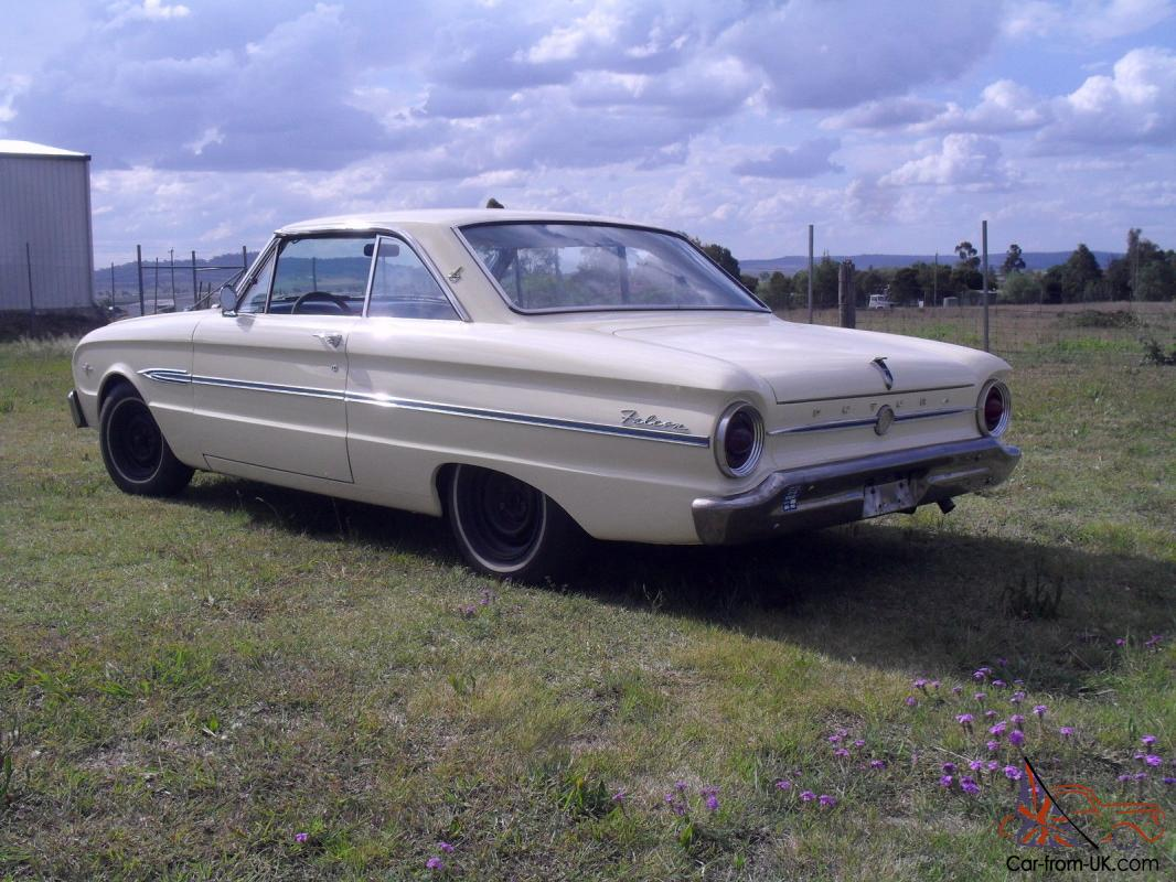 1963 Ford Falcon Futura Coupe V8 MAY Suit XL XM XP XR XT ...