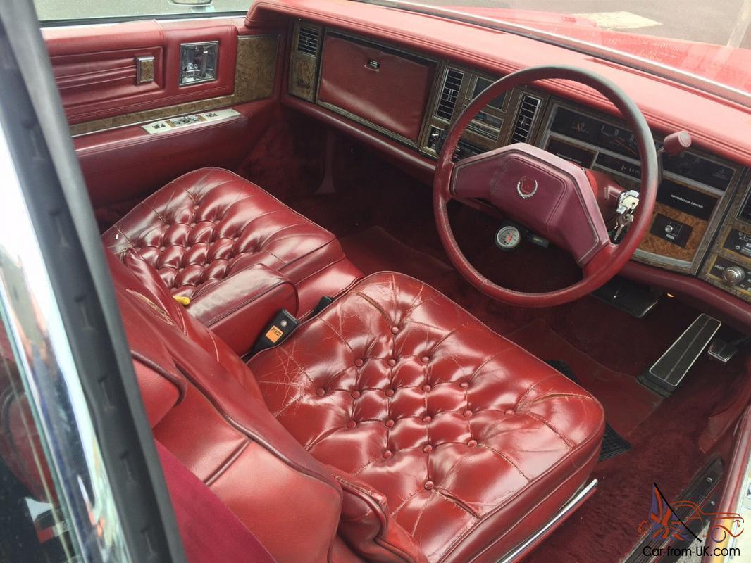 1979 Cadillac Eldorado Biarritz Coupe Stunning Condition Rhdrive