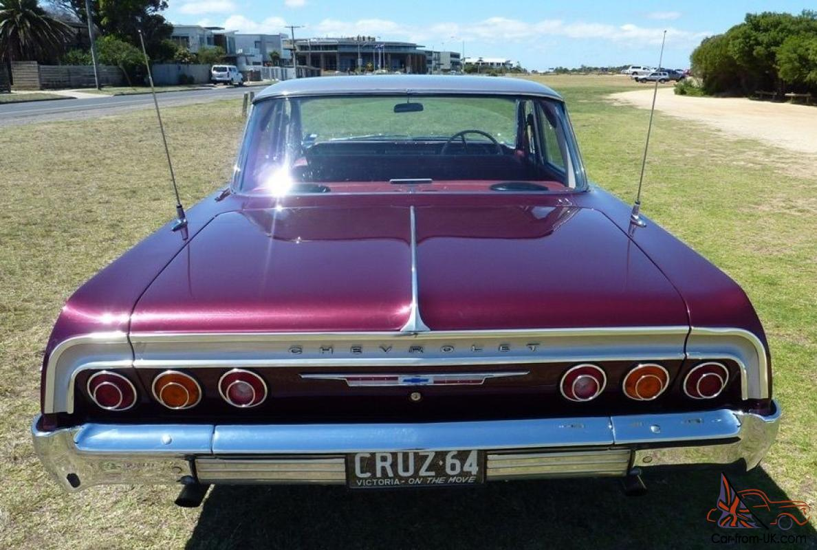 All Chevy chevy bel air 1964 : BEL AIR 1964 Fully Restored in VIC