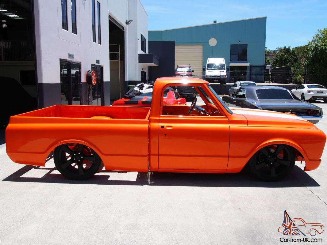 Truck chevy c10 project trucks : All Chevy » 68 Chevy C10 For Sale - Old Chevy Photos Collection ...