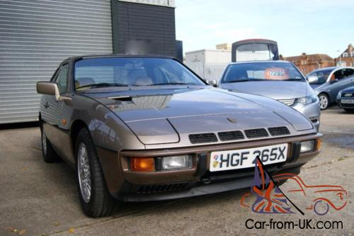 Porsche 924 Turbo Appreciating Asset