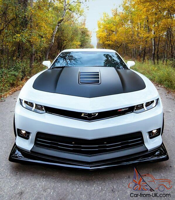 Camaro Ss 1le For Sale >> Chevrolet Camaro 2ss 1le Supercharged W Z 28 Aero Package