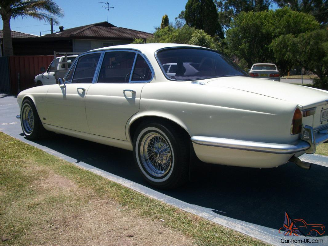Jaguar XJ6 SERIES1 1969 Very Nice