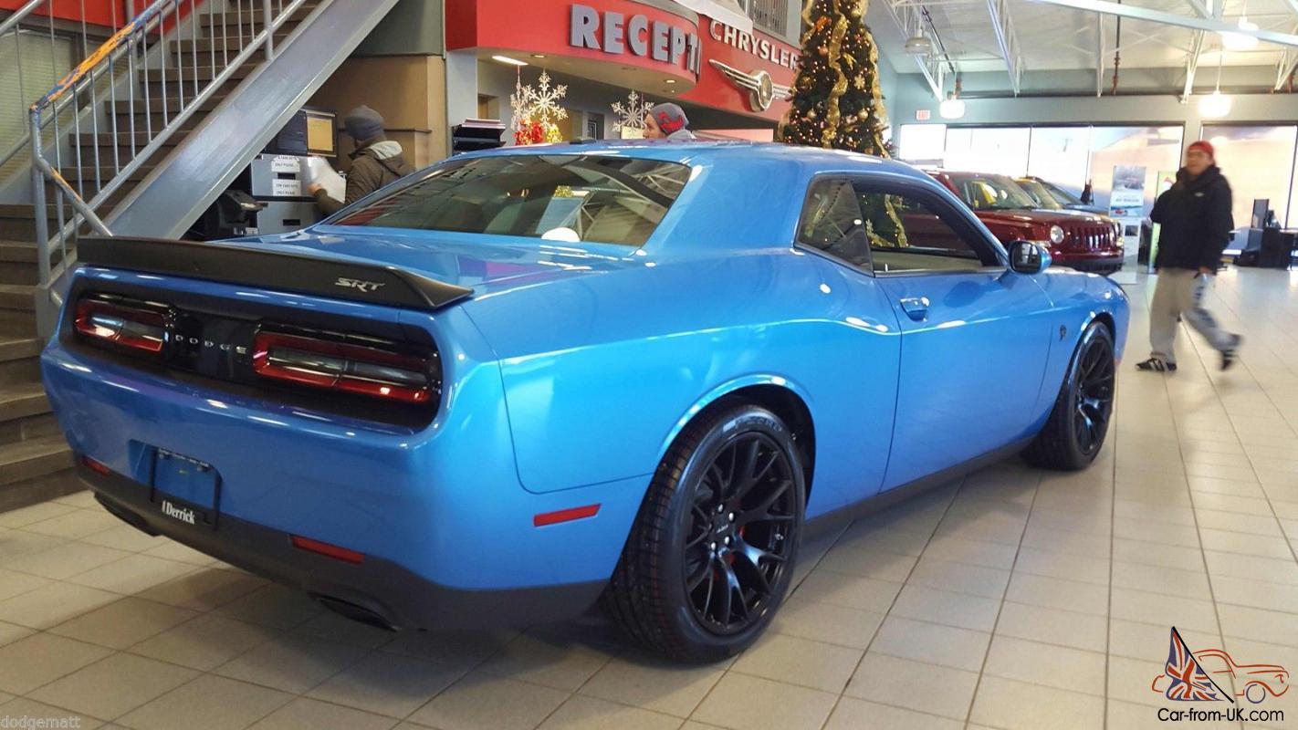 dodge hellcat for sale edmonton Dodge: Challenger SRT Hellcat