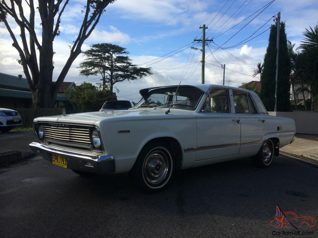 Valiant Chrysler 1967 VC Regal in NSW