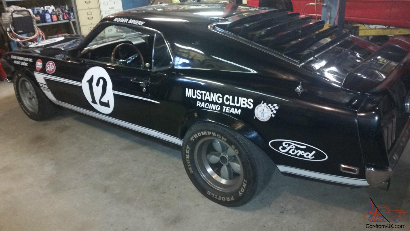 Ford Mustang True Boss 302 Race Car 1970 For Sale