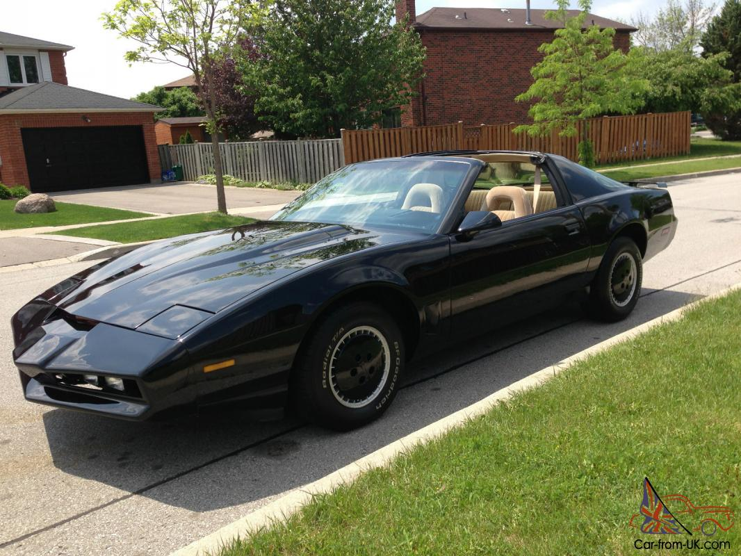 1984 pontiac firebird trans am knight rider k i t t replica 1984 pontiac firebird trans am knight