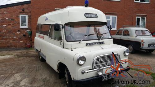 1965 BEDFORD CA AMBULANCE
