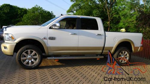 2015 dodge ram 2500 laramie longhorn american pickup truck 6 7 cummins 5th  wheel photo