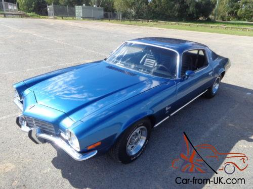 1973 Camaro Type LT SS 2 Owner Sanfran CAR Nice Chevelle Mustang Impala in  QLD