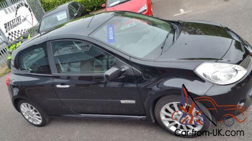 RENAULT CLIO 197 Renaultsport 2 0vvt (57) Pearl Black low mileage