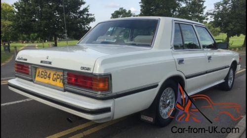Toyota Crown/ Super Saloon 2 8 Auto 1983, 57k miles LPG, Great condition,