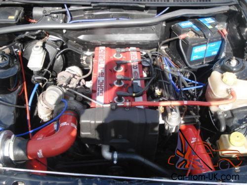 sierra cosworth replica yb engine