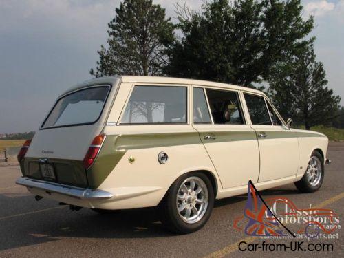 1965 Lotus Cortina Wagon