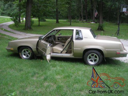 1981 oldsmobile cutlass base 2 door coupe 1981 oldsmobile cutlass base 2 door coupe