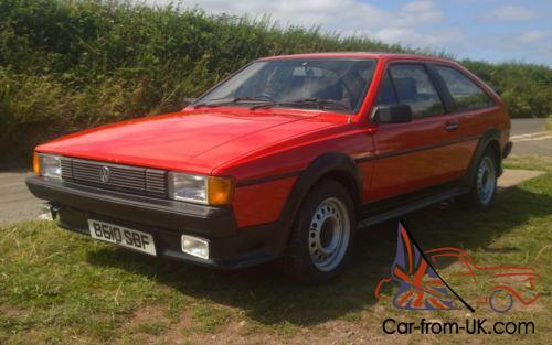 Volkswagen VW Scirocco Mk2 X2 - One 1987 1 8 Scala & One 1985 1 8 GT S