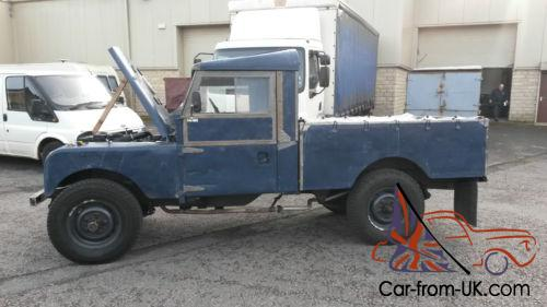 1972 Land Rover Series III 109 For Sale | Car And …