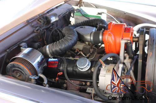 1962 Studebaker R2 Supercharged GT Hawk