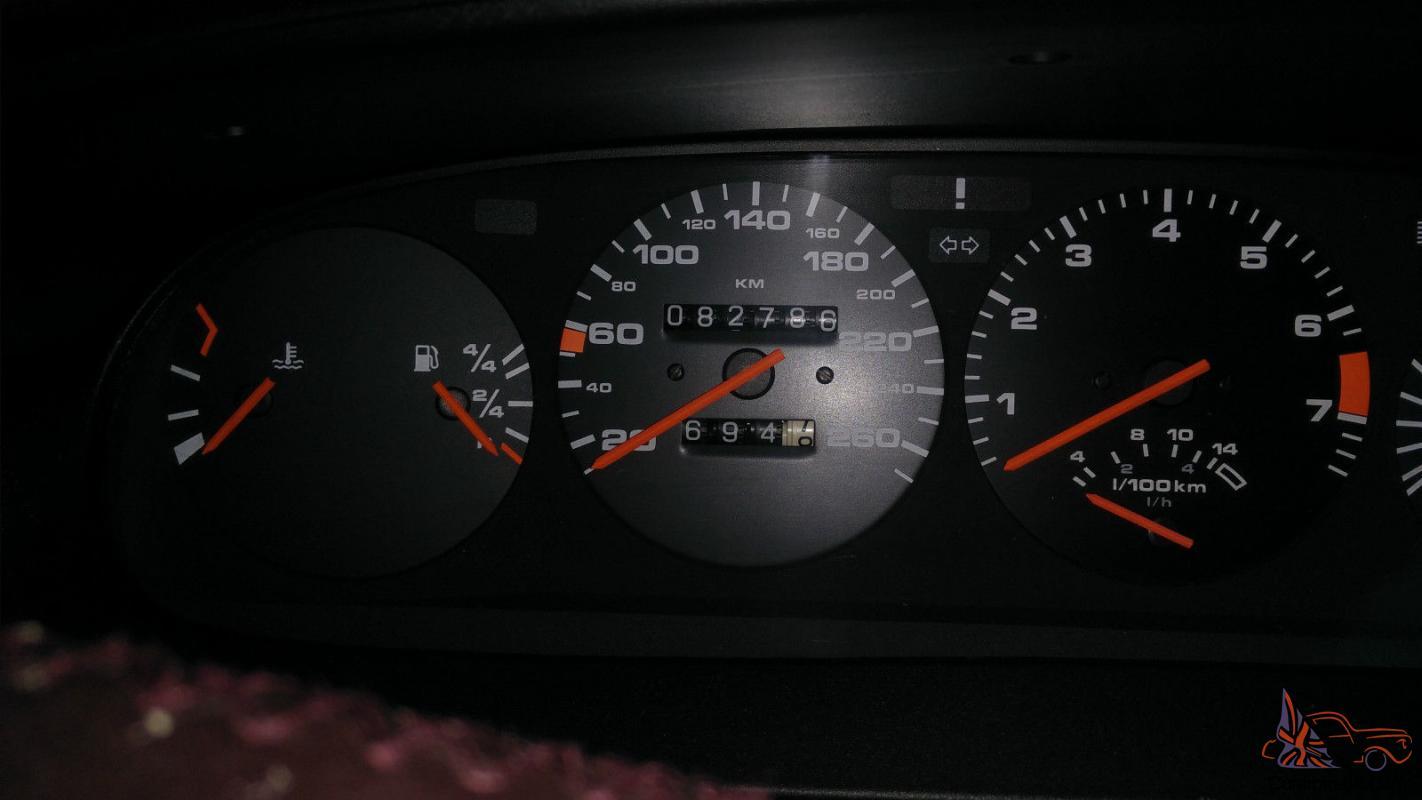 Porsche: 944 NA