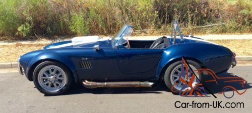 Cobra Kit Car >> 1966 Shelby Cobra Kit Car By Everrett Morrison