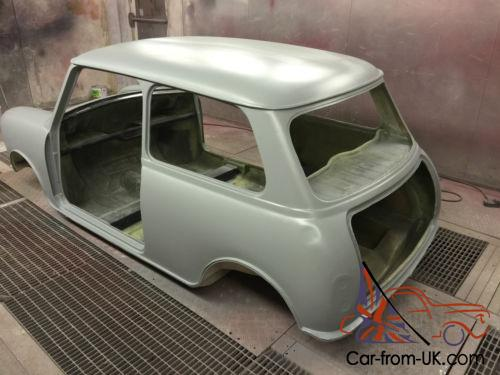 Brand New Mini bodyshell very special high quality GRP MK1 spec will never  rust
