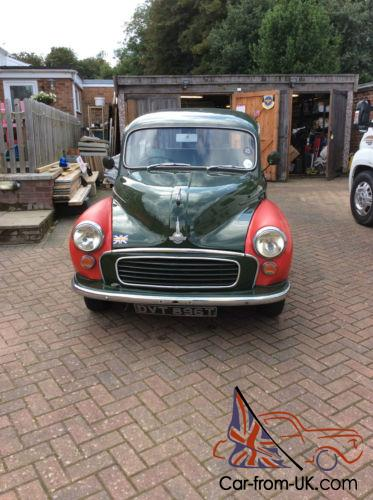 What To Do With Expired Car Seats >> REVISED ex Military Morris Minor 1000 Traveller Chassis no 1285884