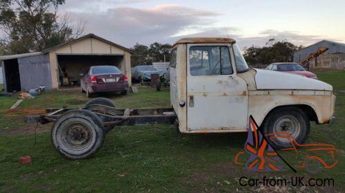 1979 Dodge D5N 200 CAB Chassis Truck 245 Hemi Heavy Duty in SA