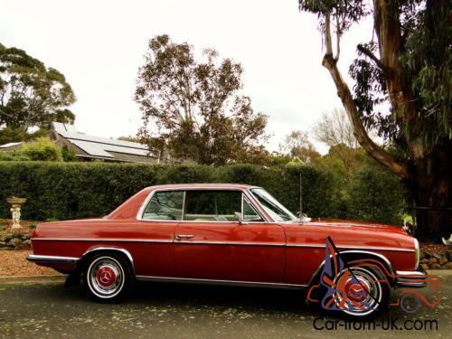 Mercedes Benz 250 CE Coupe in VIC