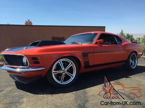 Mustang Boss 429 For Sale >> 1970 Ford Mustang Boss 429
