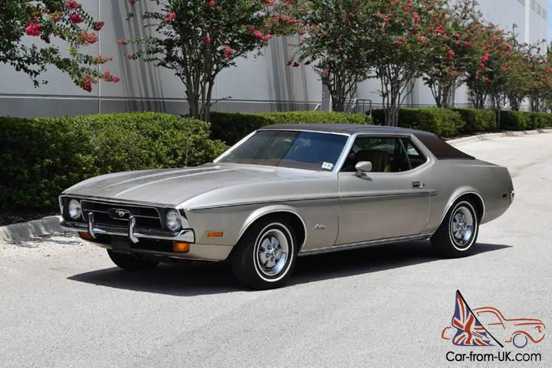 1972 Ford Mustang Grande Coupe
