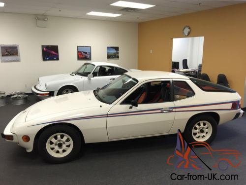 1977 Porsche 924 Martini