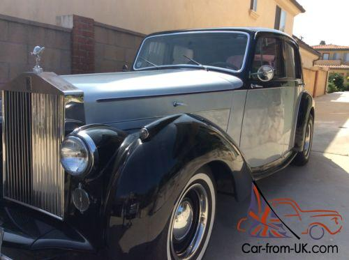 1951 Rolls