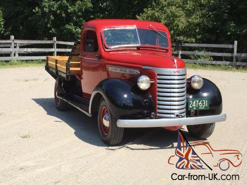 1939 Gmc Other Stake Bed Converted From Pickup