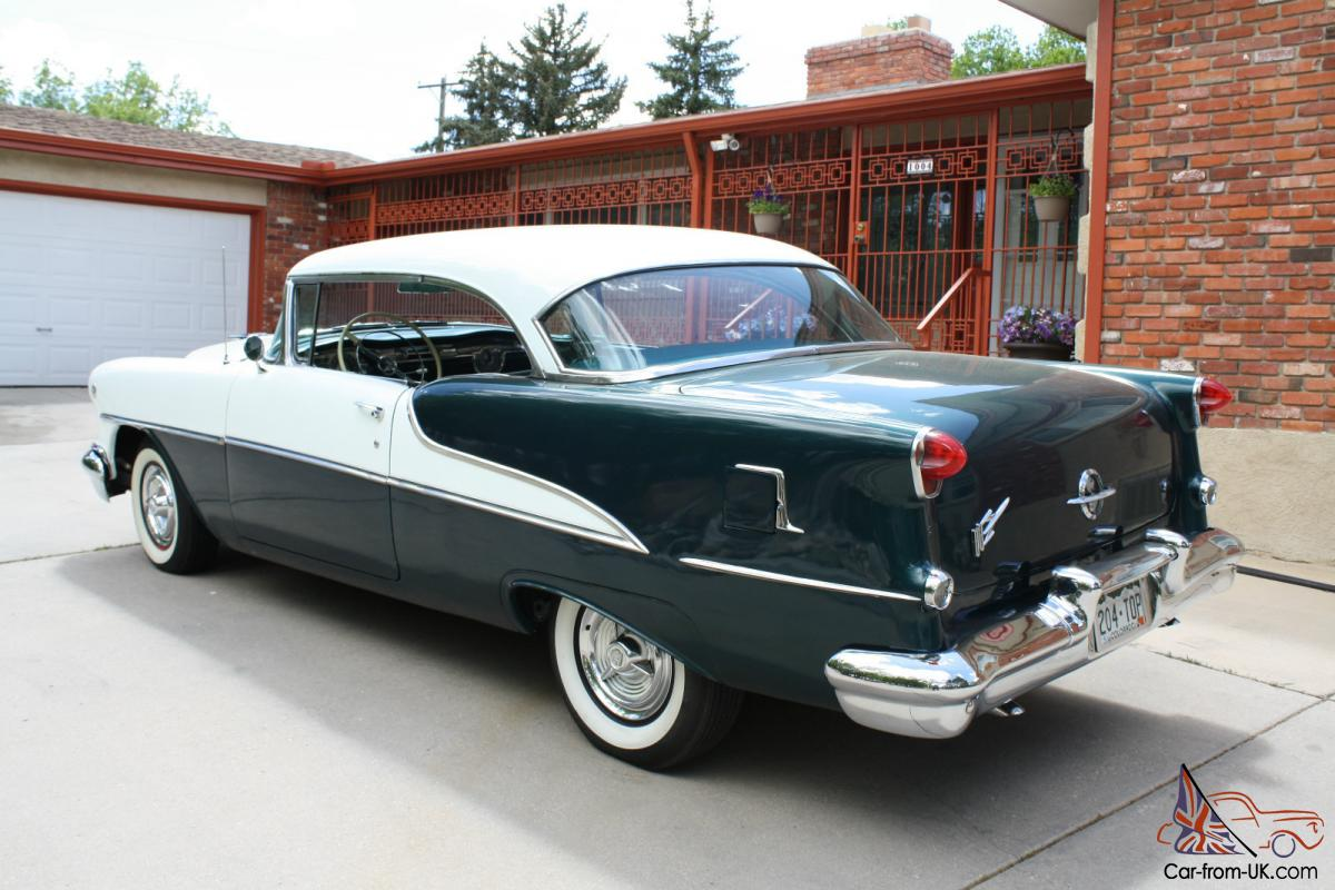 1955 Olds Super 88 Holiday Coupe