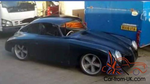 Porsche 356 Coupe Outlaw Replica - Unfinished Project