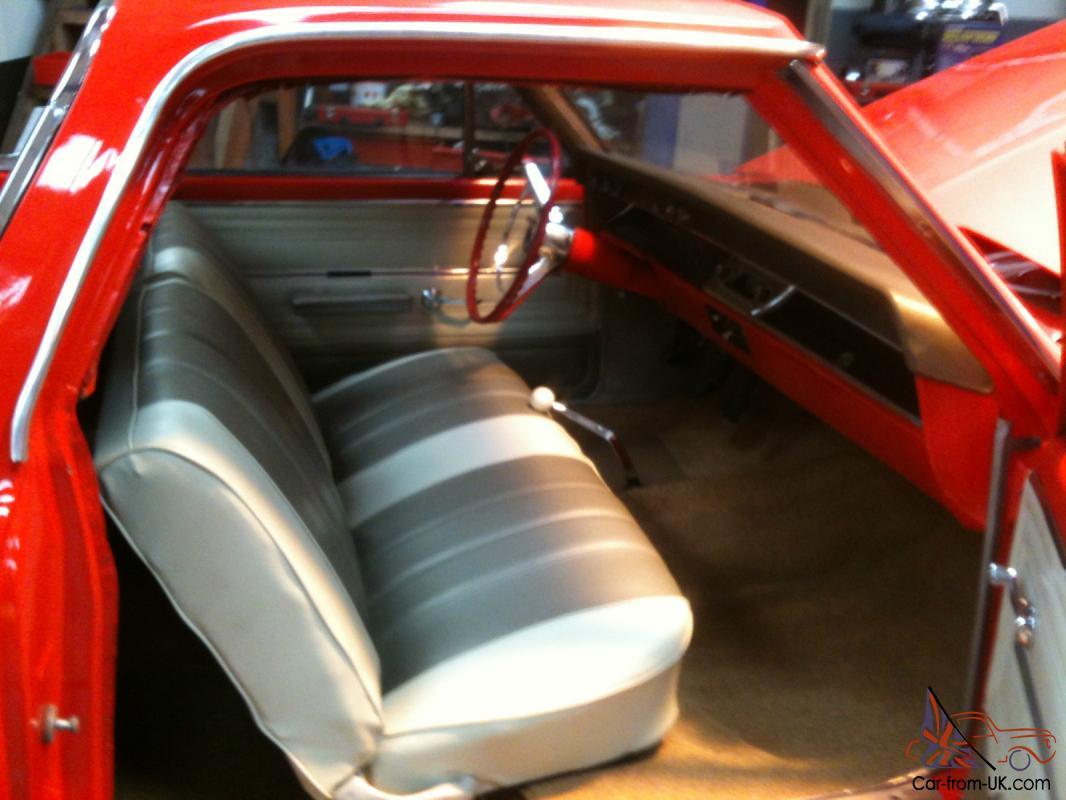 1966 Chevy El Camino v8 ss 4 speed manual, Uk registered ...