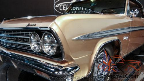 1963 Oldsmobile Jet fire Turbocharged Methanol injected V8