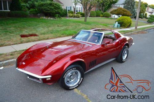 1968 Chevrolet Corvette Stingray Coupe * 383 Stroker * 5 ...