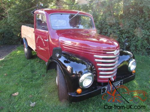 framo 1954 tow truck two stroke east german ex army