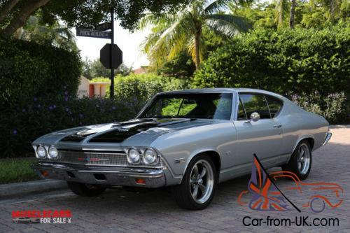 1968 Chevrolet Chevelle Chevelle Malibu