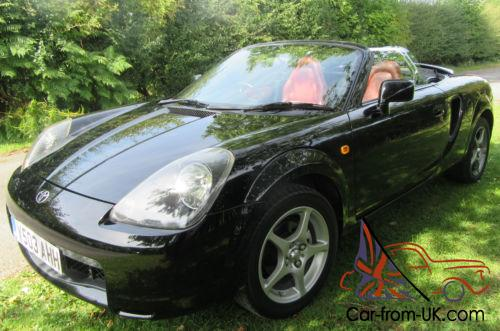 2001 Toyota Mr2 Mk3 Roadster