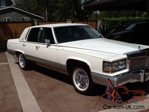 1991 Cadillac Brougham >> 1991 Cadillac Brougham