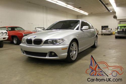 Wonderbaarlijk 2005 BMW 3-Series 2005 BMW 330i SPORT COUPE E46 C CLASS YS-58